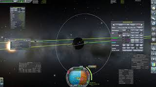 KSP 1.4 Making History Expansion E18 Minmus Space Station and Duna Return Craft