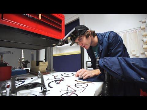 Cam Tours the Trek Factory Paint Lab