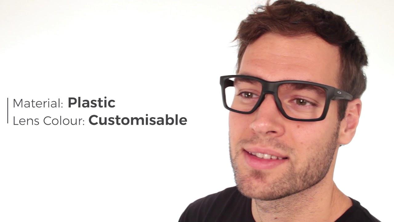 2318796c0ed Oakley OX8128 MAINLINK MNP Eyeglasses Review