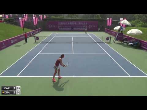 Cako Jacqueline v Duan Ying-Ying - 2016 ITF Shenzhen