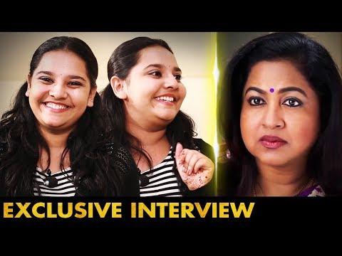 ராதிகாவிடம் அடி வாங்கிருக்கேன் | Vaani Rani Favourite Thenu | Actress Neha Menon Interview