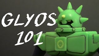Glyos 101 Review: Weaponeers of Monkaa (Spy Monkey Creations)