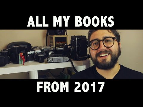 2017: All my books