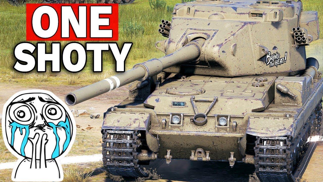 ONE SHOTY i Dycha w Tydzień – World of Tanks