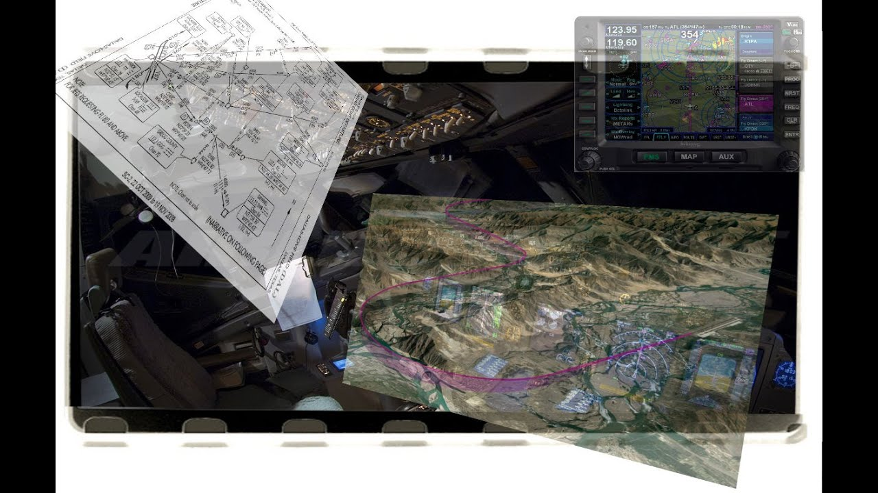 Programming the SID with FMC or Default FSX GPS