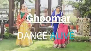 Ghoomar (Padmavati) - DANCE ALIVE Choreography
