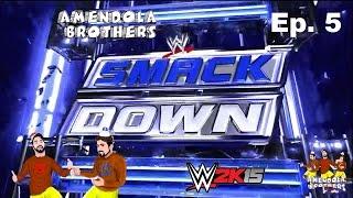 PS4 - WWE 2K15 :WWE Universe Smackdown Ep.5 - Dead Man Walking