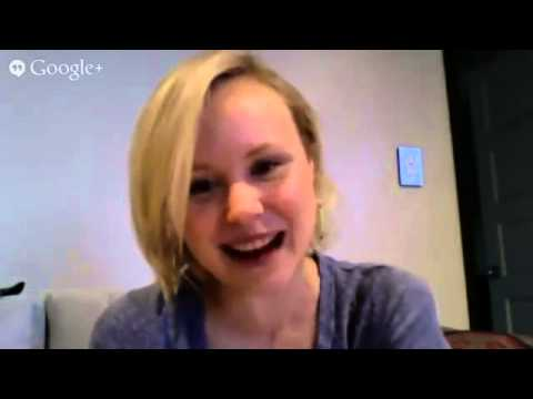 Alison Pill 2013 interview about 'The Newsroom' and Emmy Awards