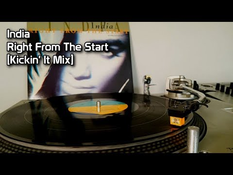 India - Right From The Start [Kickin' It Mix] (1989)