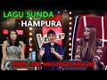SEMUA JURI THE VOICE INDONESIA TERKESAN DENGAN LAGU SUNDA