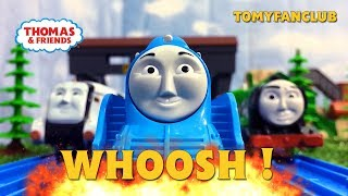 Whoosh! The Shooting Star is Coming Through (US) Thomas & Friends The Great Race REMAKE TOMY FANCLUB