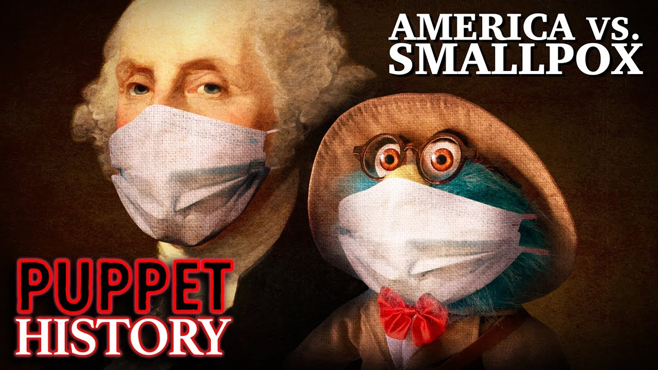 America vs. Smallpox: How Vaccines Saved The Nation • Puppet History