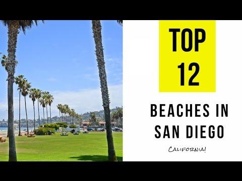 TOP 12. Best Beaches in San Diego - California