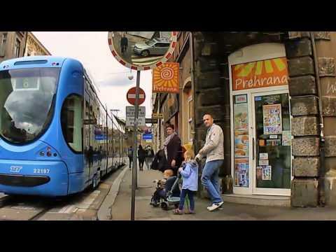 Zagreb street tour