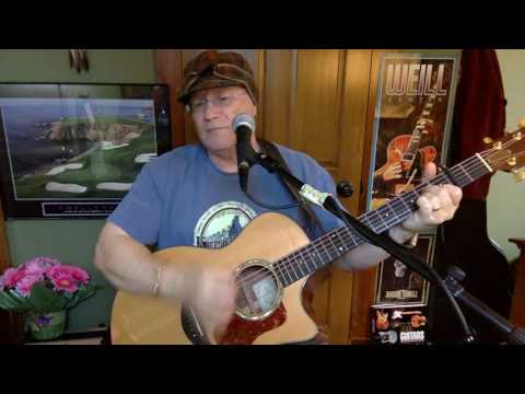 2221 -  Breakfast In Hell -  Slaid Cleaves cover -  Vocal & acoustic guitar & chords