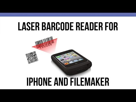 Infinite Peripherals Barcode Hardware for FileMaker on iPhone and iPad