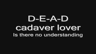 Lordi - Cadaver Lover (lyrics) HD