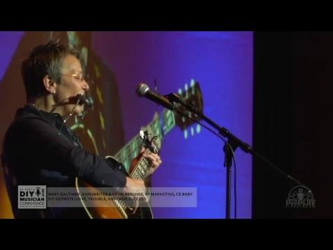 Keynote: Love, Trouble, & Indie Success - CD Baby DIY Musician CON 17