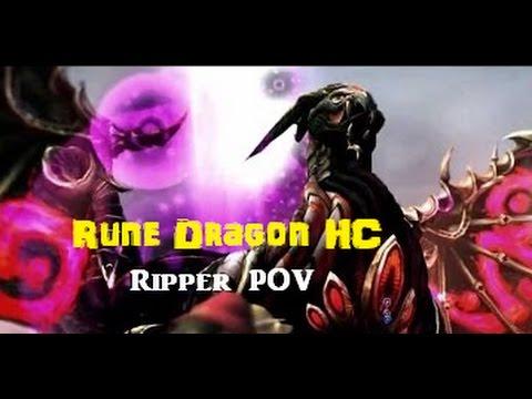 Rune Dragon HC (Ripper POV) - SpeedColie - 【Dragon Nest SEA】