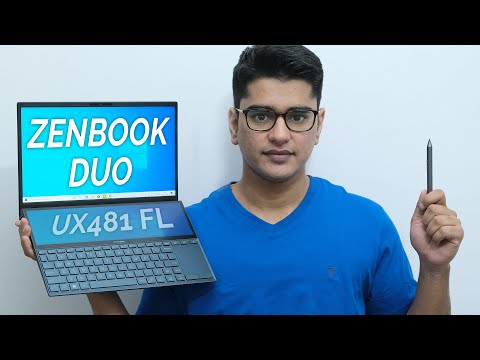 ASUS ZenBook Duo UX481FL Review: is 'Laptop of Tomorrow' Good for Today?