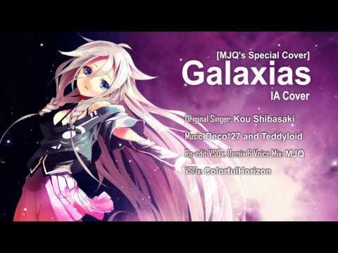 Galaxias - IA Cover [MJQ's Special Cover]