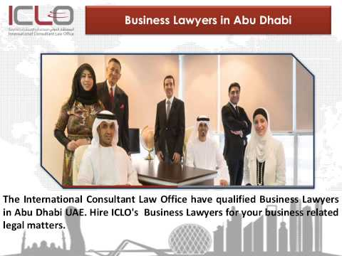 Leading Law Firms Abu Dhabi