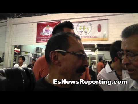 nacho is best boxing trainer in history of mexico EsNews