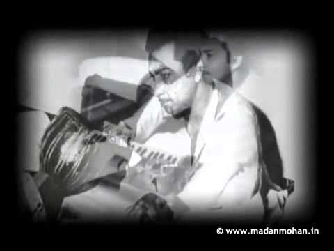 Madan Mohan singing Naina Barse introduced by Lata Mangeshkar