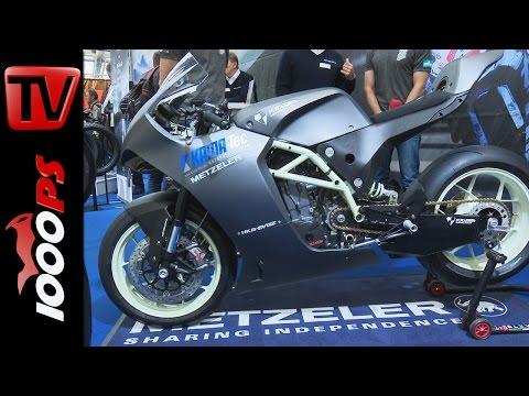 Krämer Motorcycles - HKR-EVO2