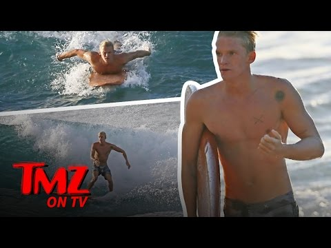 Cody Simpson Is Looking Really Good These Days | TMZ TV