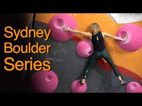 Sydney Boulder Series 2021 - Grand Final