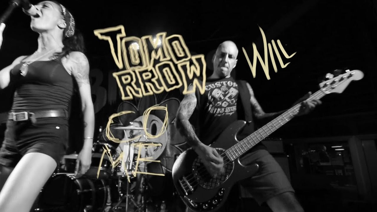 Music of the Day: New Real Disaster - Tomorrow Will Come
