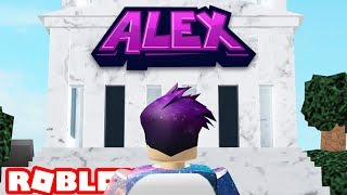 The Alex Museum in Roblox??