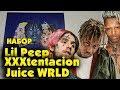 НАБОР ТРИО JUICE WRLD / LIL PEEP / XXXTENTACION