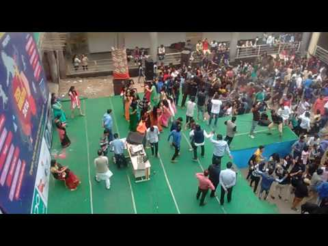 Tech-Varenya 2k16 at Sanghvi Institute of Management & Science indore