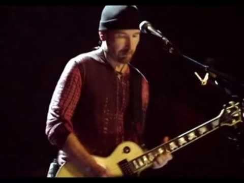The Edge, U2 - One, Rare solo LIVE (Vertigo Tour: Chicago)