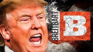 After Bannon's Firing, Breitbart & Right Wing Media Declare War On Trump