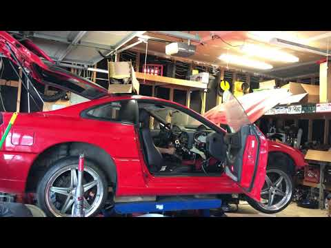 LS1 Dodge Stealth - Idle, Rev, And Spin!!!