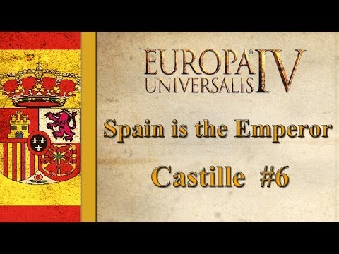 Europa Universalis IV - Castille - Colonial War on Portugal! (Part 6)