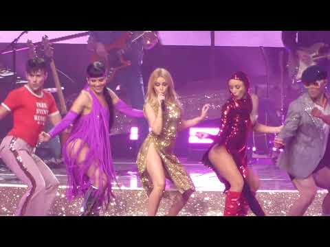Kylie Minogue - The Locomotion - GOLDEN Tour Live at the O2