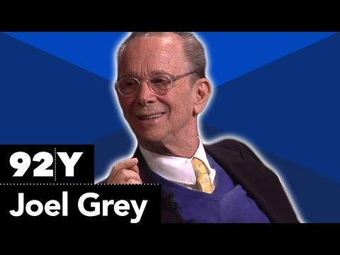 Joel Grey with Gay Talese on Master of Ceremonies