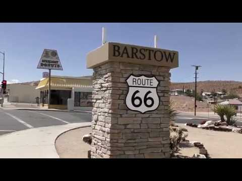 Route 66: Time To Go To Barstow, California
