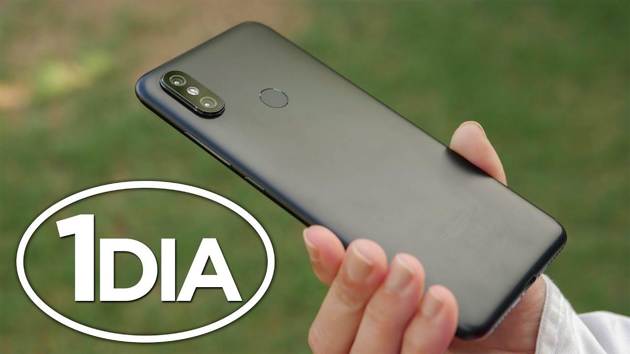 Ver Mi A2 con Android 9 Pie – 1 DÍA DE USO | Estilo Vlog en Español