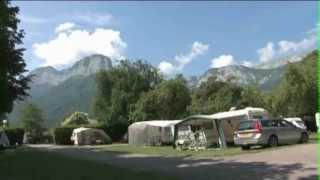 Eurocamp.de - Camping la Ferme de la Serraz - Annecy Doussard, Rhone Alpen, Frankreich