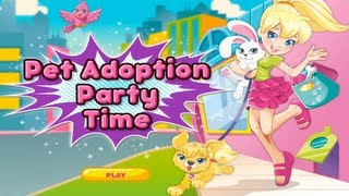 POLLY POCKET - pet adoption party - SUBSCRIBE