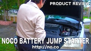 Noco GB-40 Battery Jump Starter Review