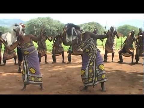 'Nhyndo'  Nyati group /Wagogo music in Tanzania
