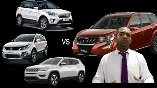 2018 MAHINDRA XUV500 TEST DRIVE l REVIEW BY ACE CARS EXPERT