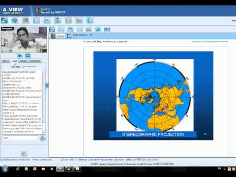 15 September 2014 Map Projection Concepts By Prof PLN Raju