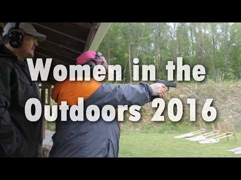 Women In The Outdoors 2016